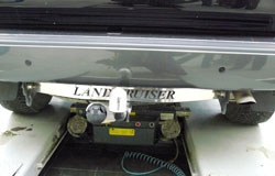 Фаркоп Land Cruiser